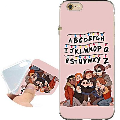 Funda silicona Stranger Things iPhone 7 y 8