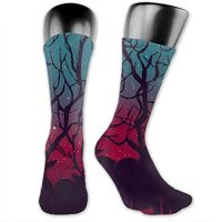 Calcetines bosque Stranger Things