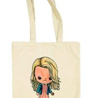Bolsa de Eleven con peluca