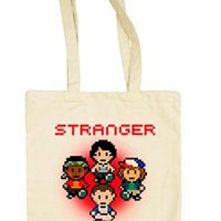 Bolsa de niños de Stranger Things versión juego.