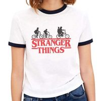 Camiseta Stranger Things manga corta