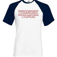 Camiseta Baseball de Stranger Things