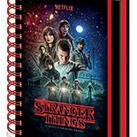 Cuaderno de notas Stranger Things