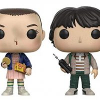 Funko POP Eleven y Mike