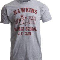 Camiseta Hawkins Middle School