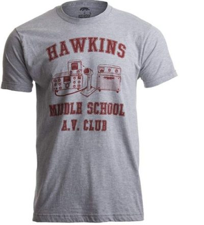Camiseta Hawkins Middle School
