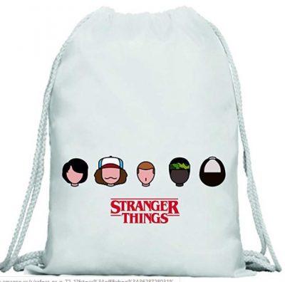 Mochila iconos niños Stranger Things