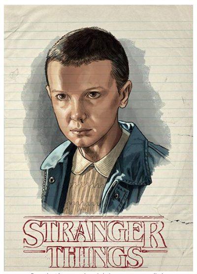 Póster Eleven vintage