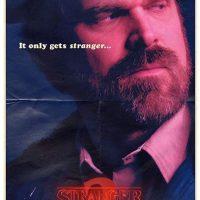 Póster Hopper cartel de cine