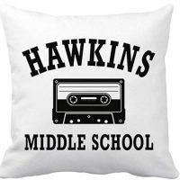 cojín Hawkins Middle School