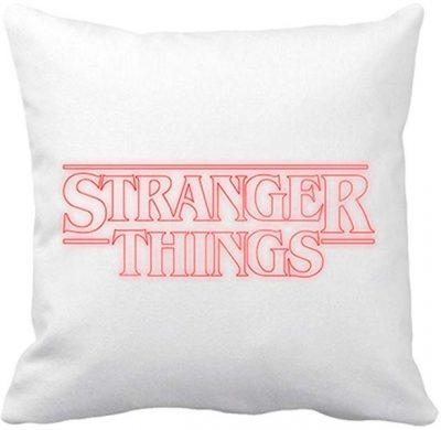 cojín logo Stranger Things