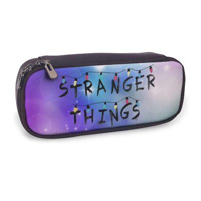 Estuche colorido Stranger Things