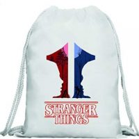 mochila 11 Stranger Things
