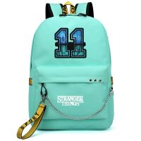 Mochila Eleven color azul Stranger Things