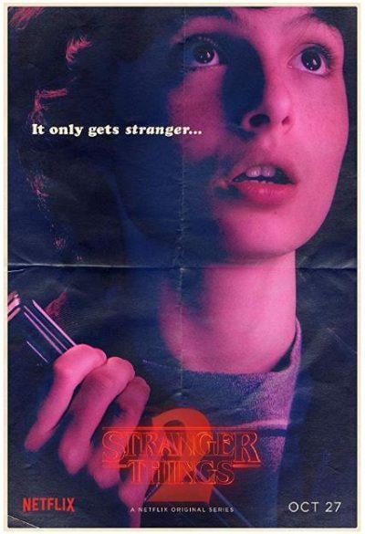 póster Mike Stranger Things