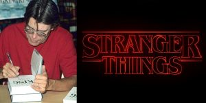 Comparación tipografía de la novela de Stephen King con la de Stranger Things