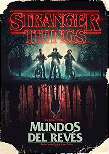 libro Stranger Things Mundos del Revés