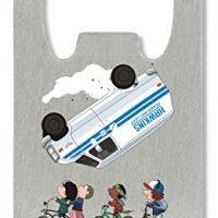 Abrebotellas furgoneta y niños