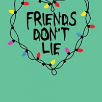 Cuaderno Friends Don't Lie
