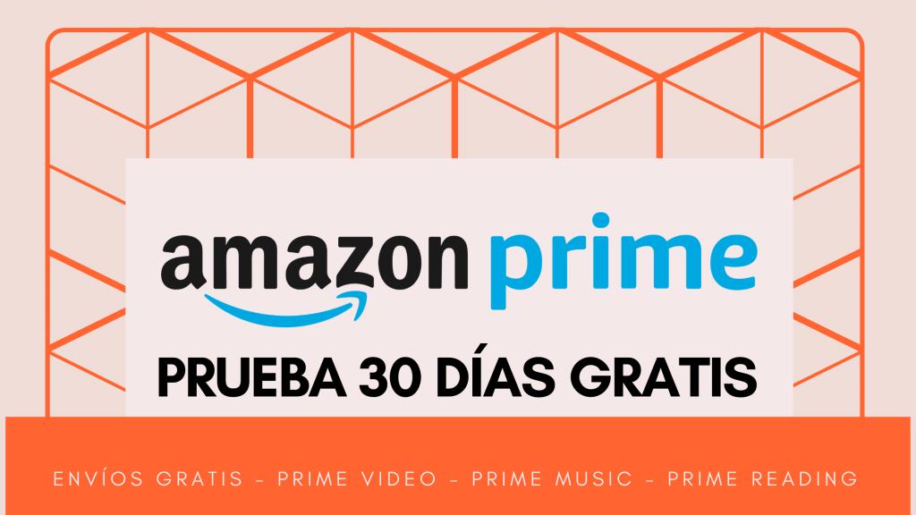 banner promoción servicioAmazon prime gratuito
